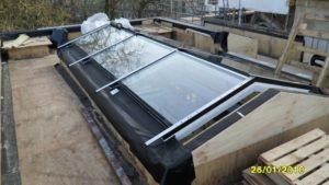 new garage roof