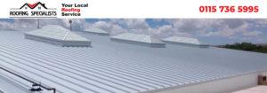 commercial roofing west bridgford nottingham