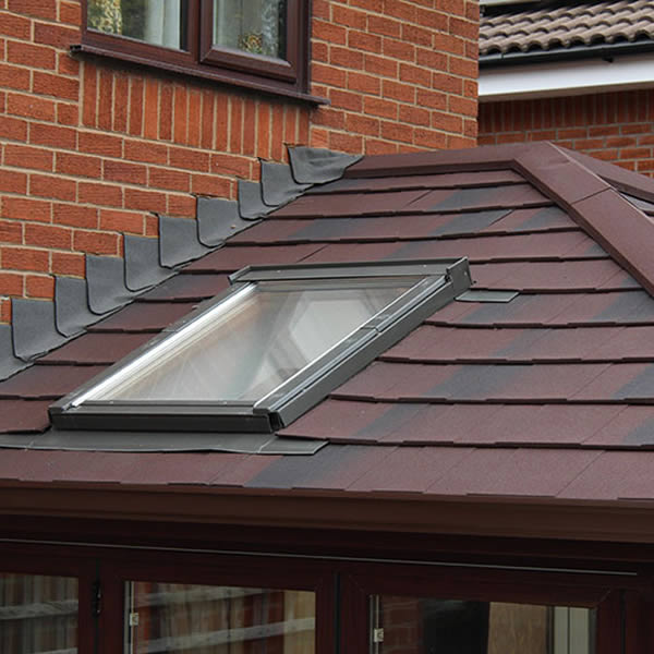 leaking roof extension repaired