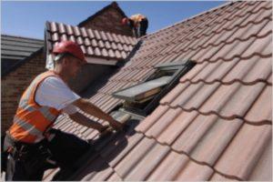 repair roof underlay