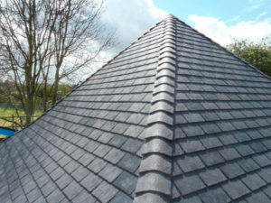 replacement slate tile roof